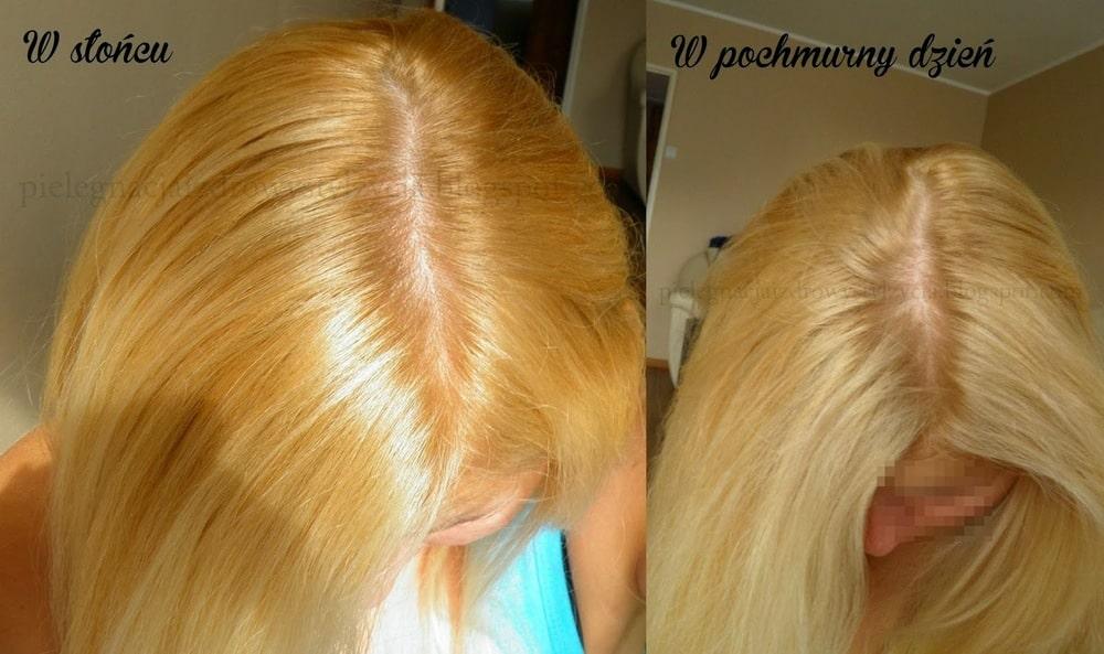 Schwarzkopf Color Mask 1010 efekt ciemny blond