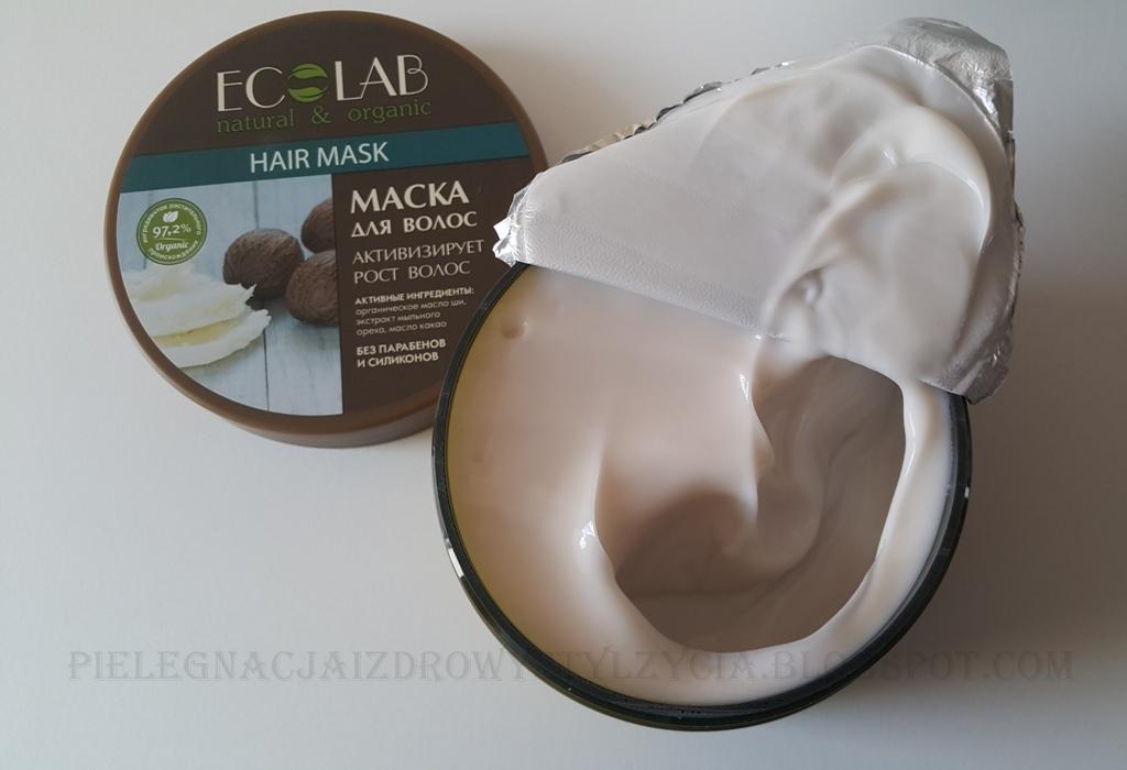 Maska do włosów Ecolab Aktywator Wzrostu - opinie, blog