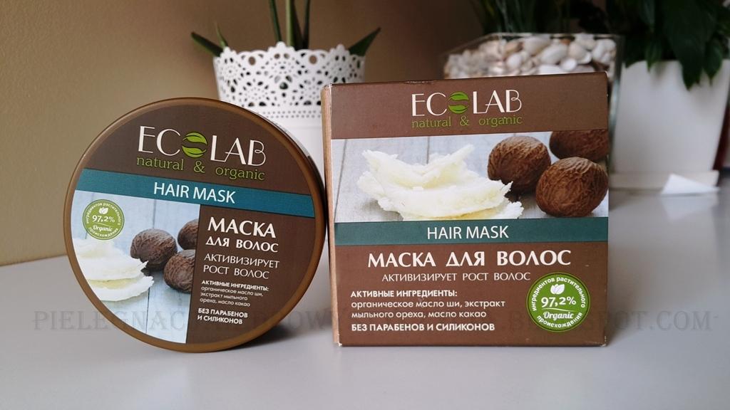 Maska do włosów Ecolab Aktywator Wzrostu opinie