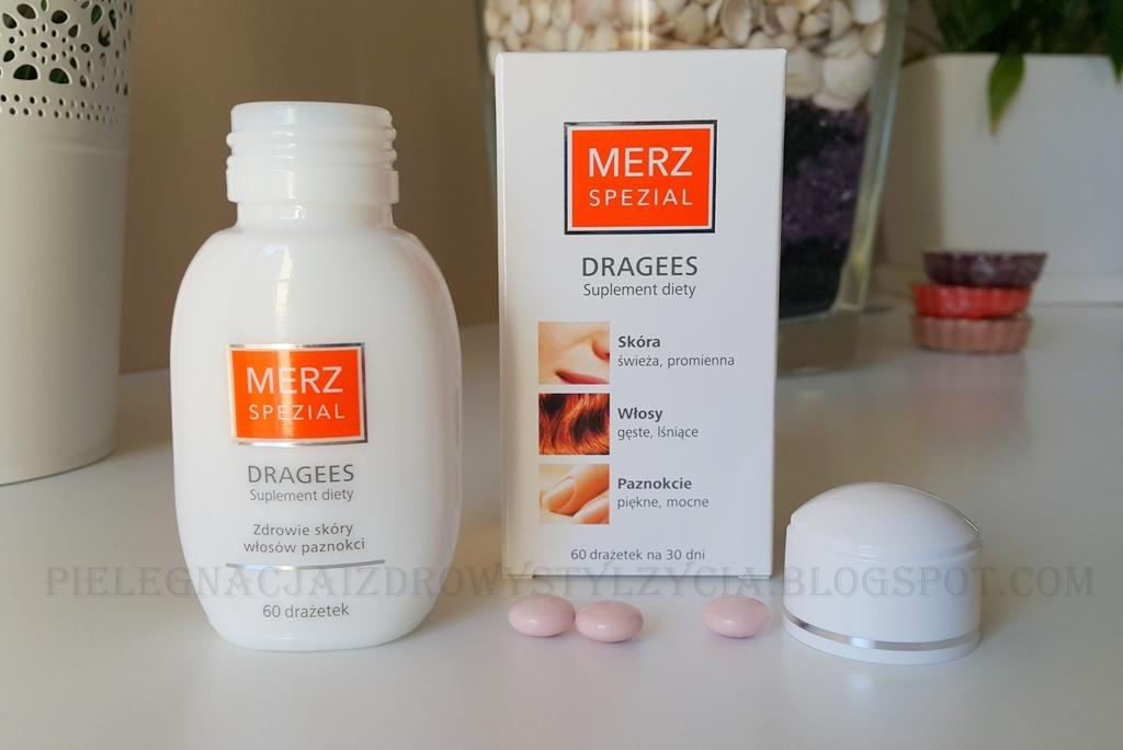 Merz Spezial Dragees - pierwsze, wyraźne efekty