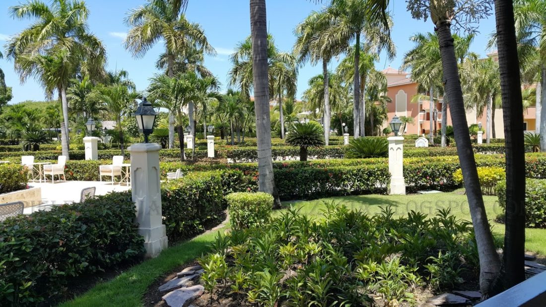 Hotel Grand Bahia Principe Punta Cana Dominikana - wyspa pełna zieleni