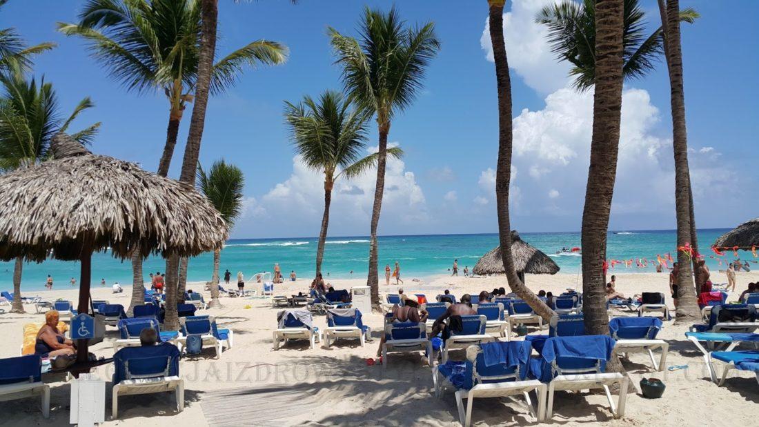 Plaża Dominikana hotel Grand Bahia Principe Punta Cana
