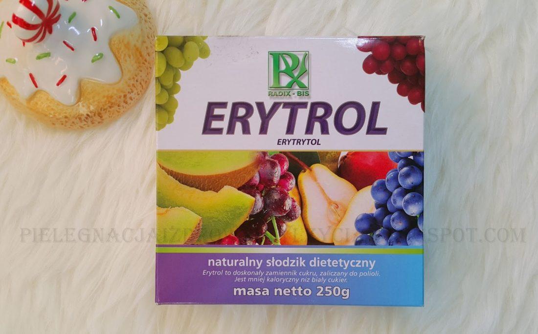 ERYTRYTOL - zdrowy zamiennik cukru bez kalorii