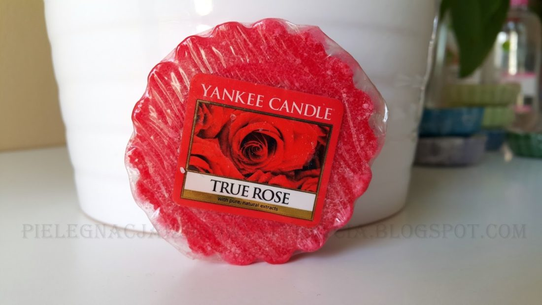 TRUE ROSE YANKEE CANDLE