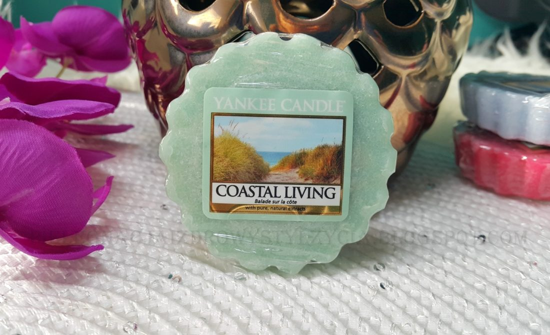 Wosk Coastal Living Yankee Candle. Blog, opinie.
