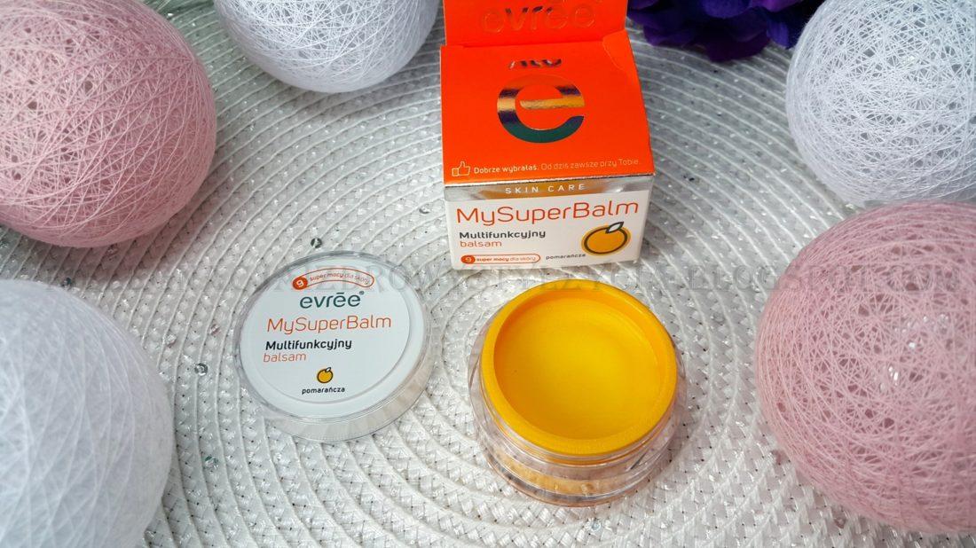 Balsam multifunkcyjny My Super Balm Evree - pomarańcza