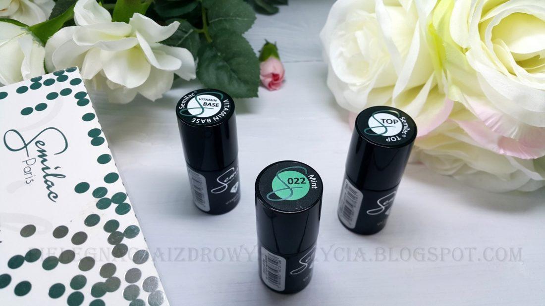 Lakier Semilac Mint 022