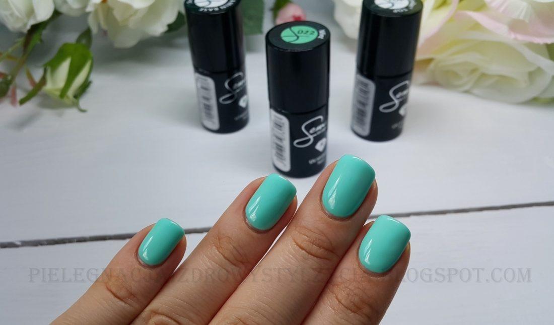 Semilac Mint 022