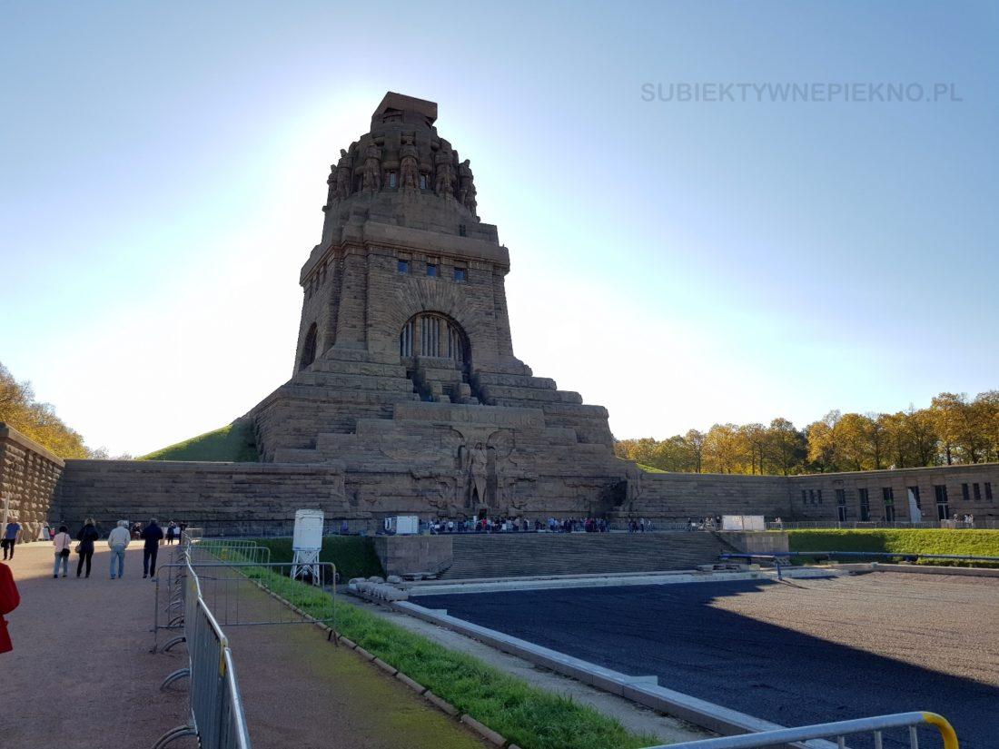 Lipsk pomnik bitwy narodów