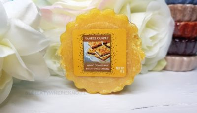 Magic Cookie Bar Yankee Candle opinie, blog