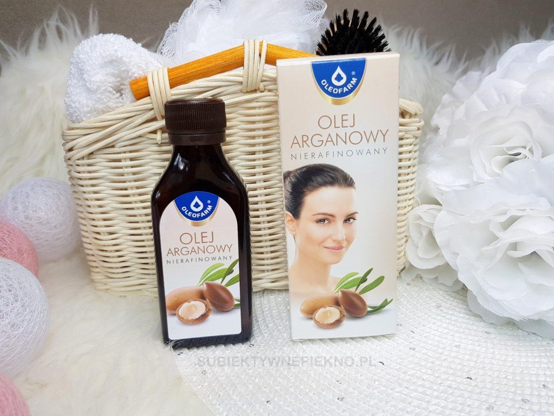 Nierafinowany olej arganowy Oleofarm. Blog, opinie.