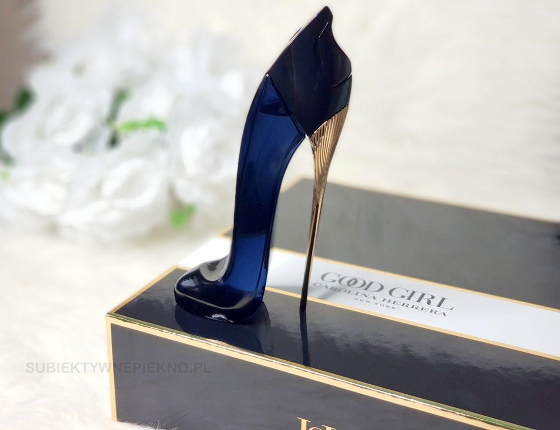 Nowości listopada - perfumy Good Girl Carolina Herrera