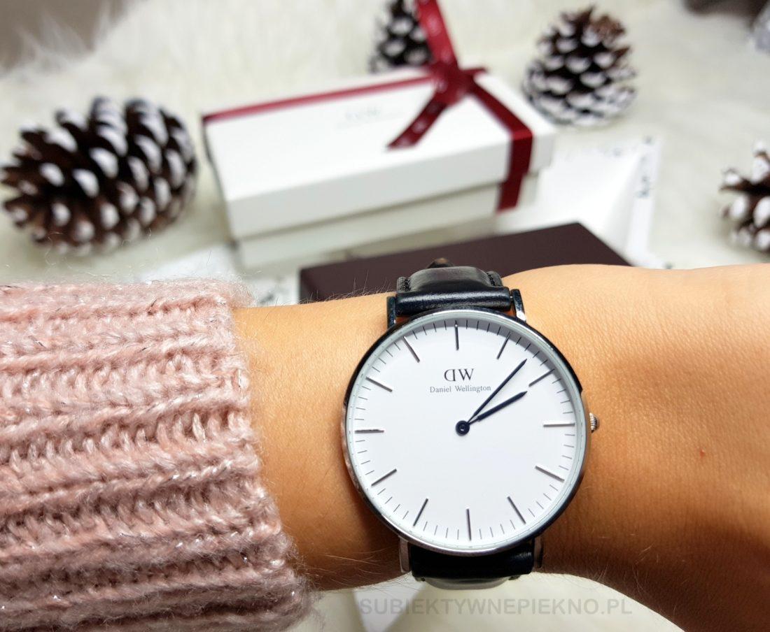 Pomysły na droższe, ekskluzywne prezenty - zegarek Daniel Wellington Classic Sheffild
