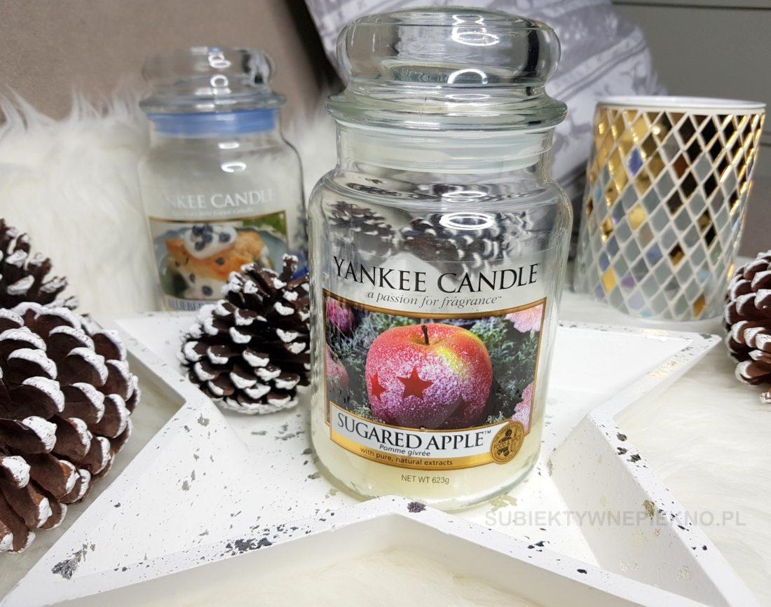 Pomysły na prezenty świąteczne do 100zł - świece i kominki Yankee Candle