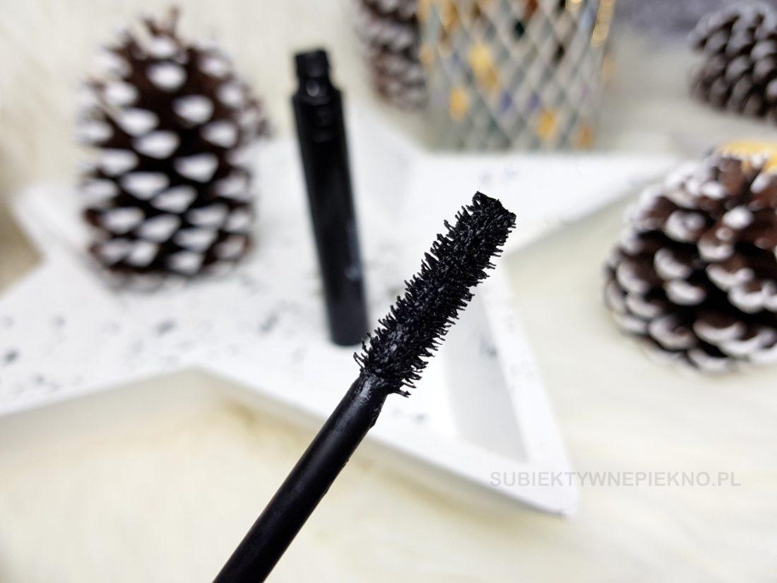 Tusz do rzęs Gosh My Favourite Mascara Black- szczoteczka, opinie, blog