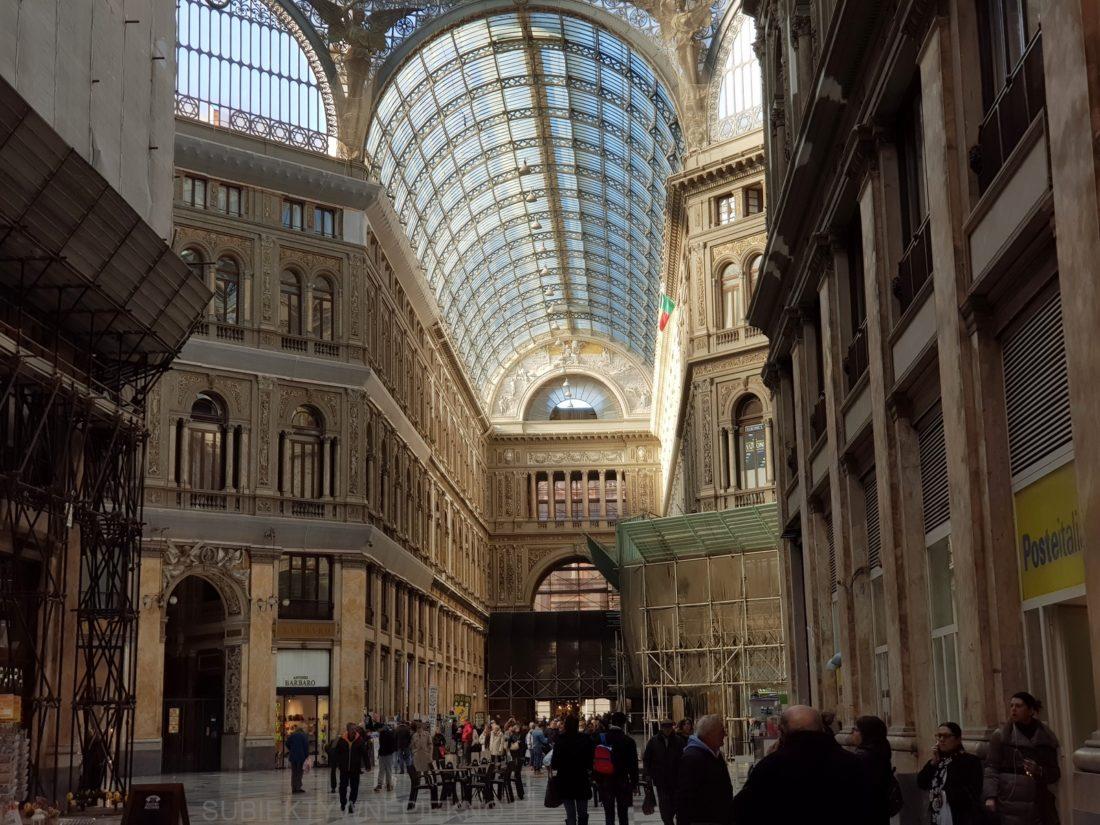 Atrakcje Neapol Włochy