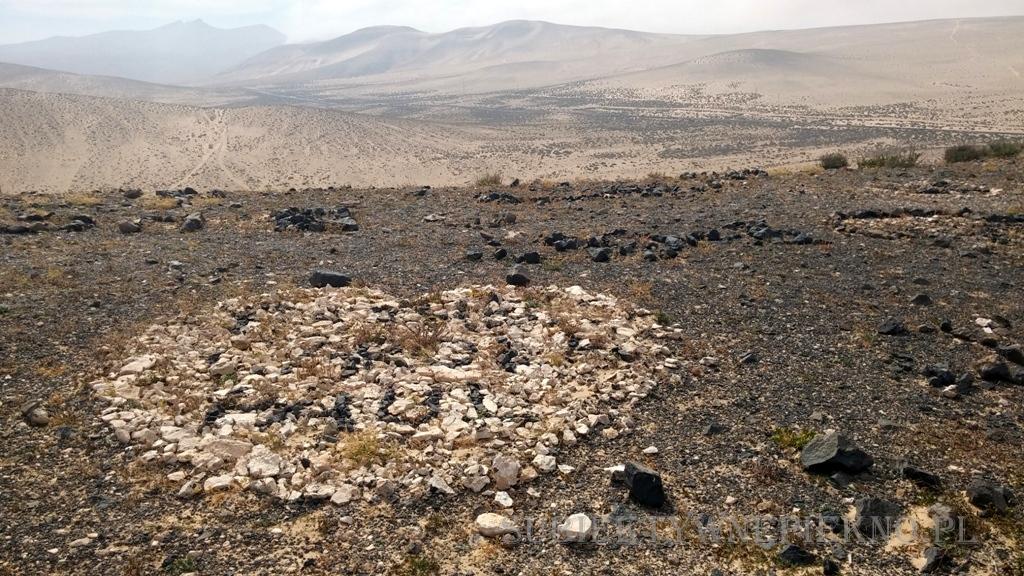 Góry Wyspy Kanaryjskie Fuerteventura