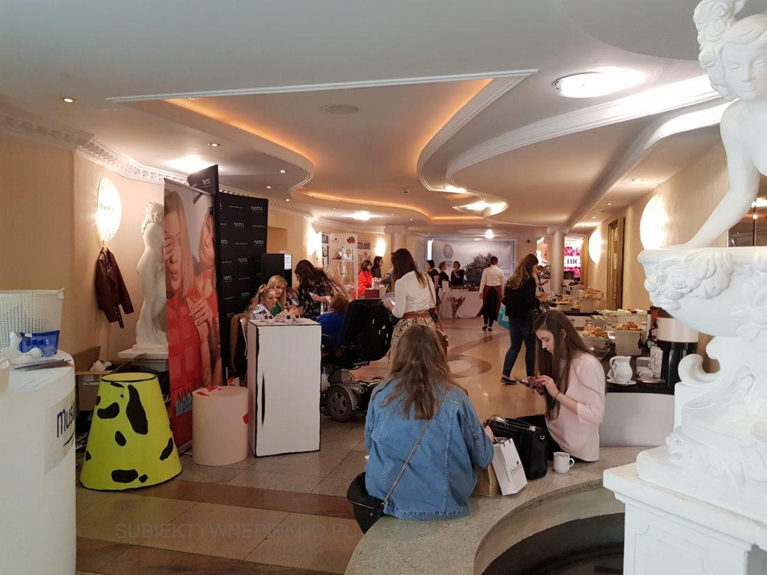 Relacja - IV edycja konferencji Meet Beauty - stoiska