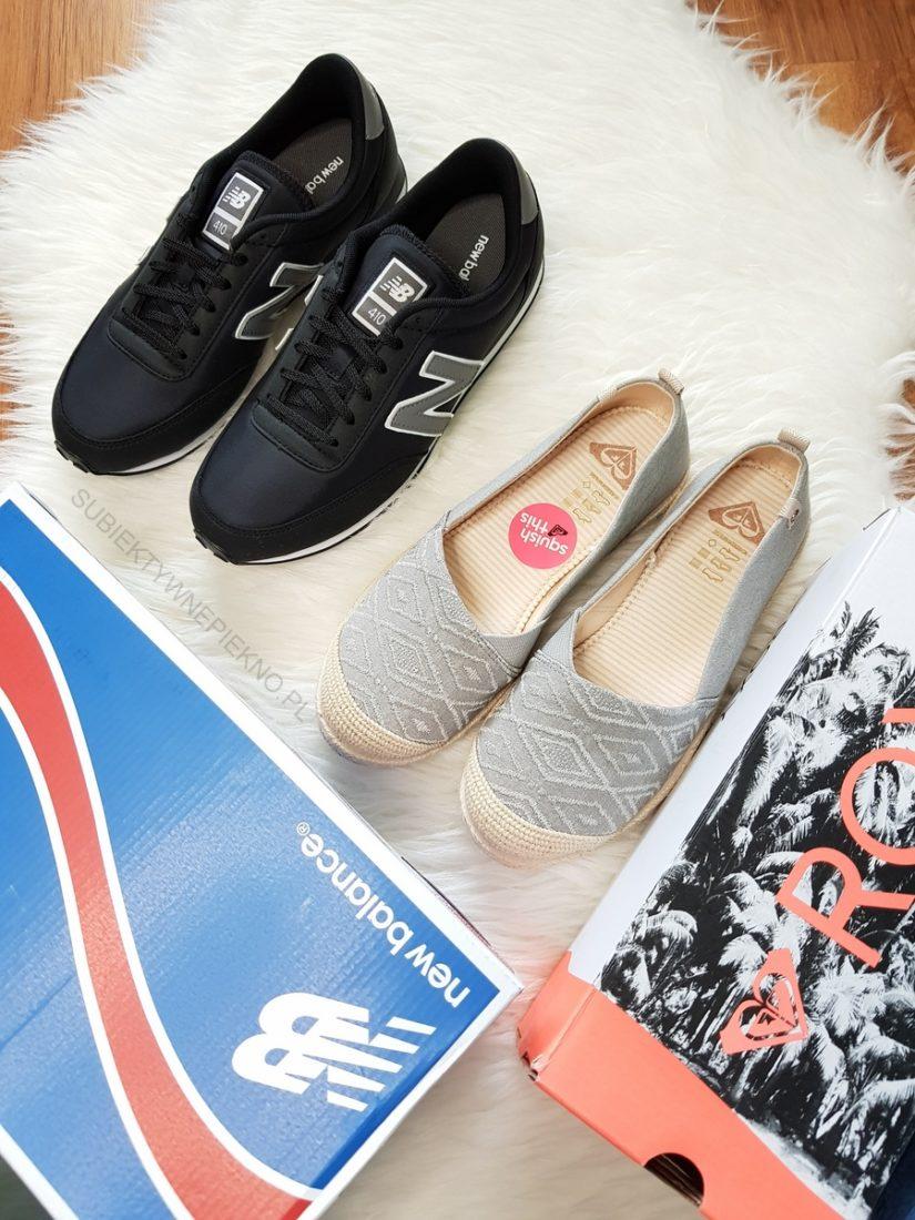 Nowe buty w kolekcji | New Balance, Roxy - zamówienie Footway