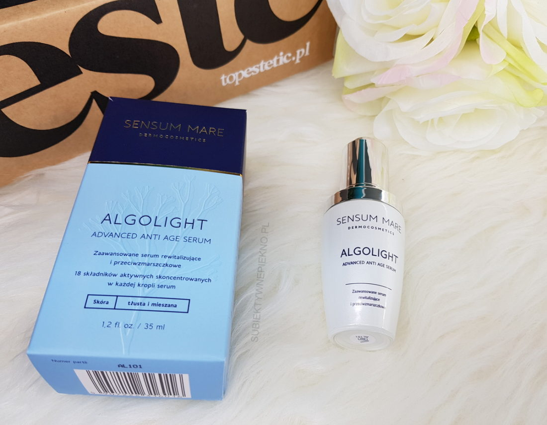 SERUM ALGOLIGHT SENSUM MARE DERMOCOSMETICS Advanced Anti Age