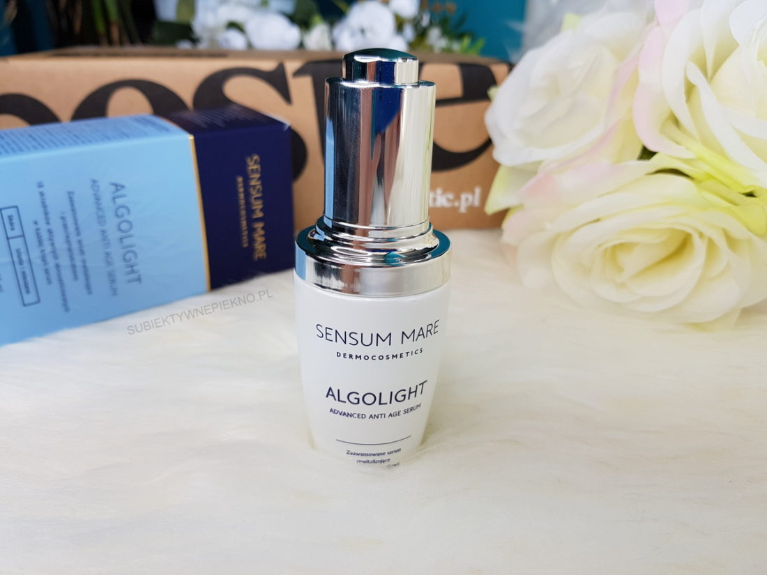 SERUM ALGOLIGHT SENSUM MARE DERMOCOSMETICS | Advanced Anti Age Serum