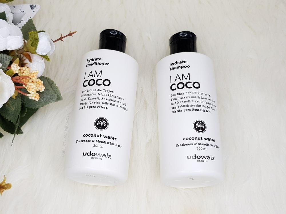 I AM COCO UDO WALZ - szampon i odżywka opinie