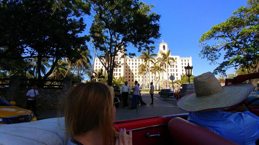 Kuba Hawana co warto zobaczyć i zwiedzić? Hotel Nacional de Cuba