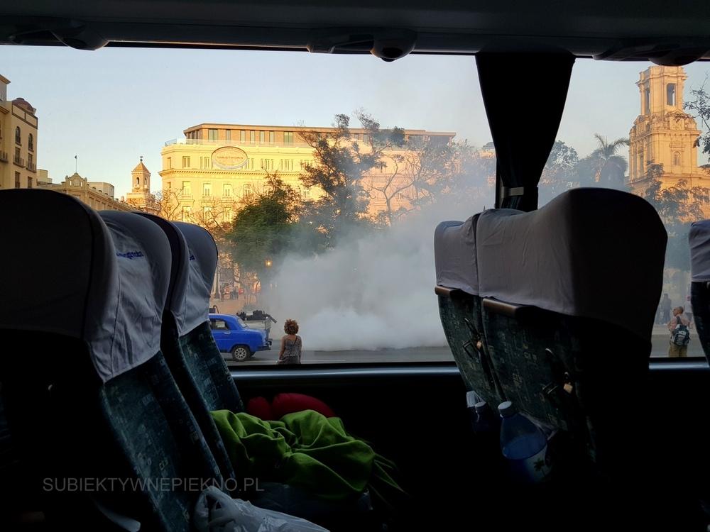 Kuba Hawana co warto zobaczyć? Odkomarzanie ulic Hawany