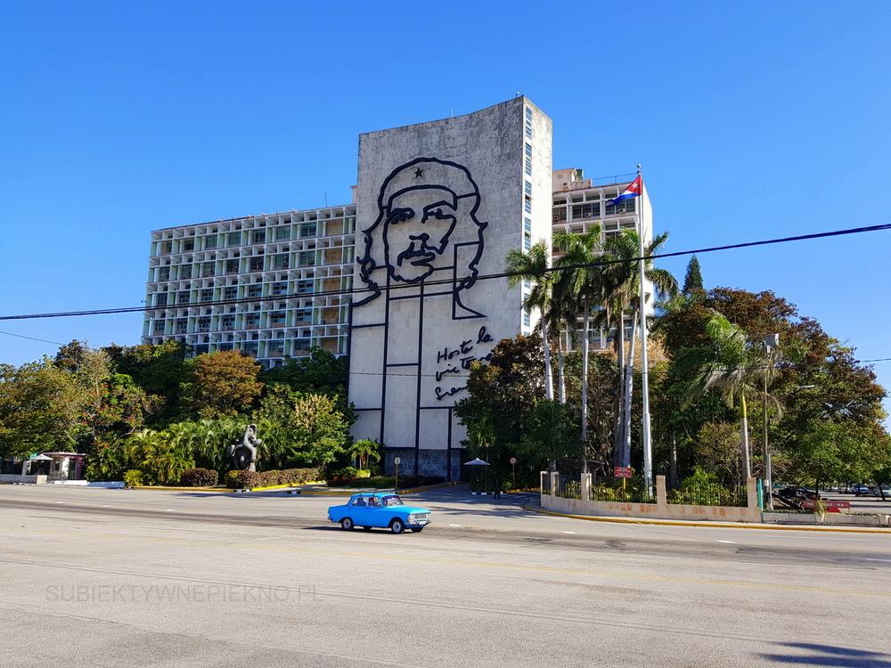 Kuba Hawana co zwiedzić? Plac Rewolucji