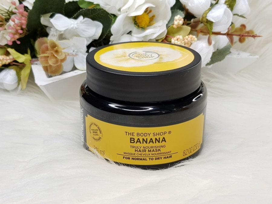 Bananowa maska do włosów The Body Shop Banana