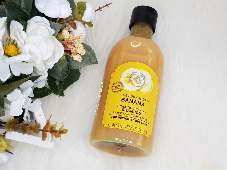 Bananowy szampon The Body Shop Banana