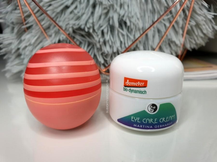 DENKO LISTOPAD 2018 - EOS Grapefruit i krem pod oczy Martina Gebhardt