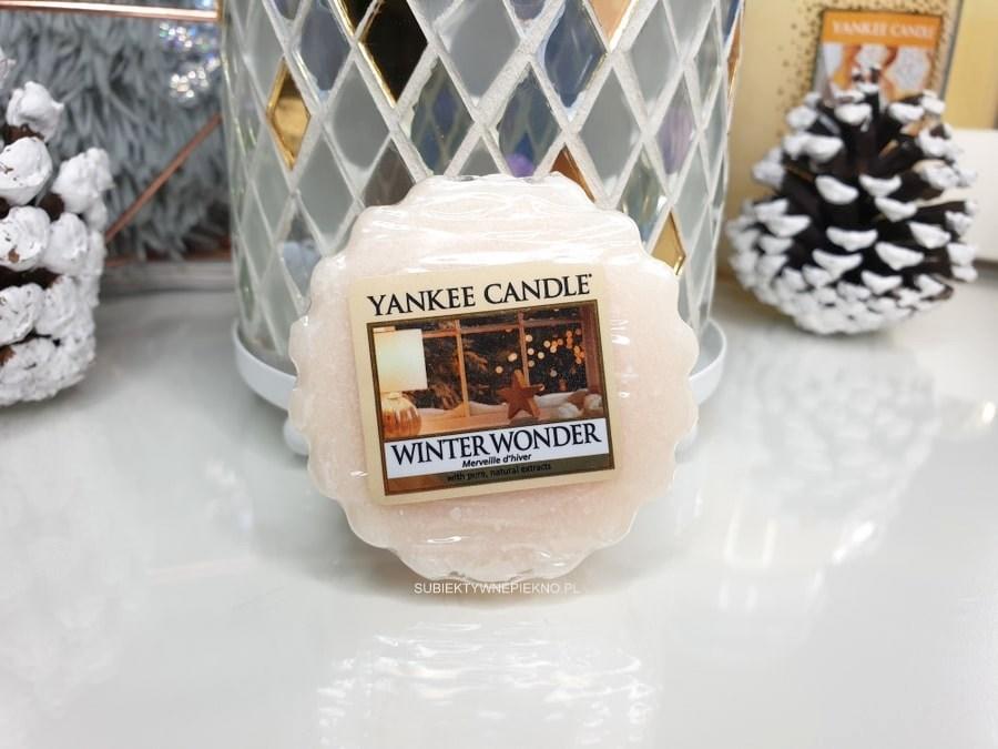 WINTER WONDER YANKEE CANDLE opinie, blog | Zimowa kolekcja Q4 2018