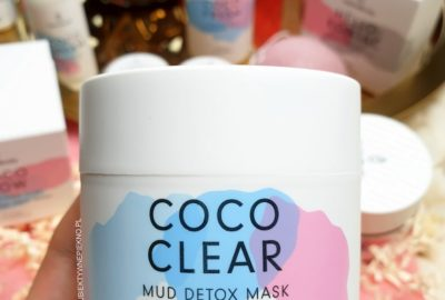 Hello Body Coco Clear detox mask opinie, blog