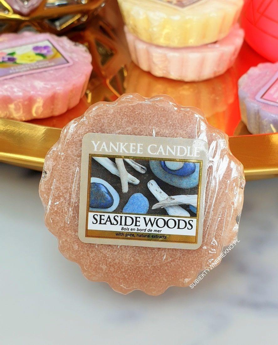 SEASIDE WOODS YANKEE CANDLE opinie, blog