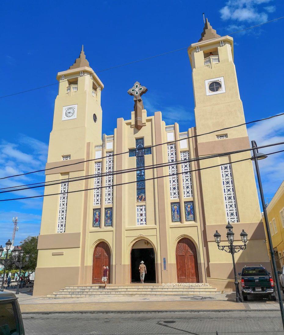 Dominikana Puerto Plata Cental Park kościół