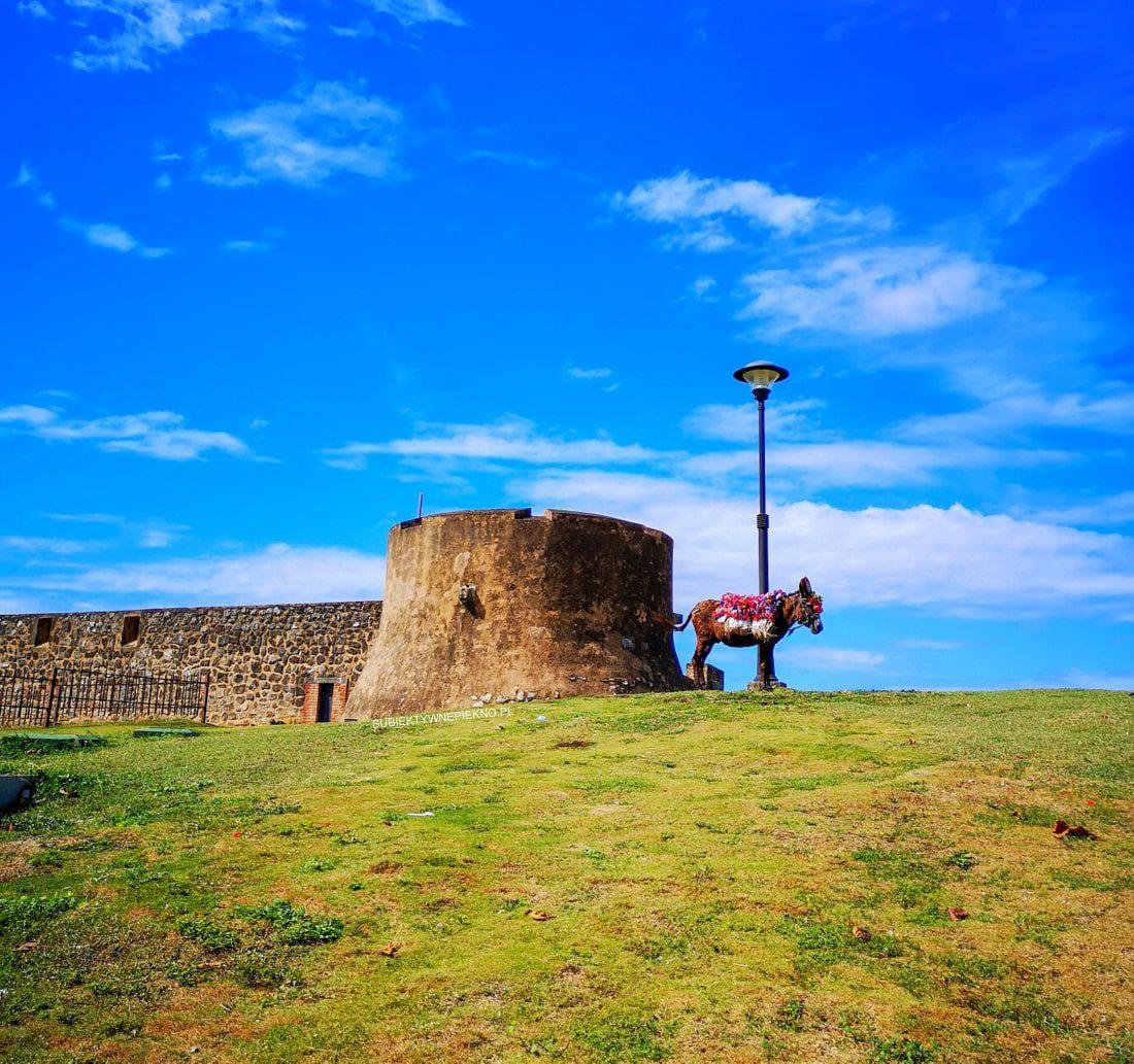 Dominikana Puerto Plata Fort San Felipe