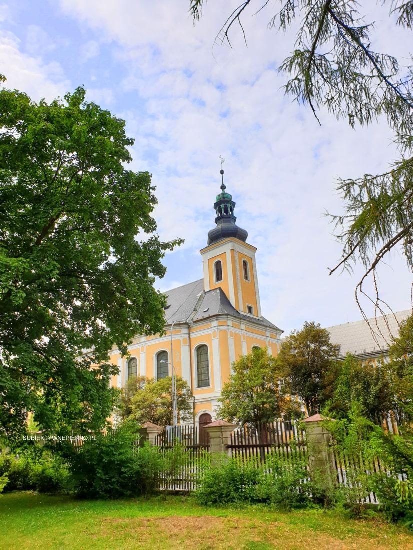 Bruntal Czechy atrakcje kościoły