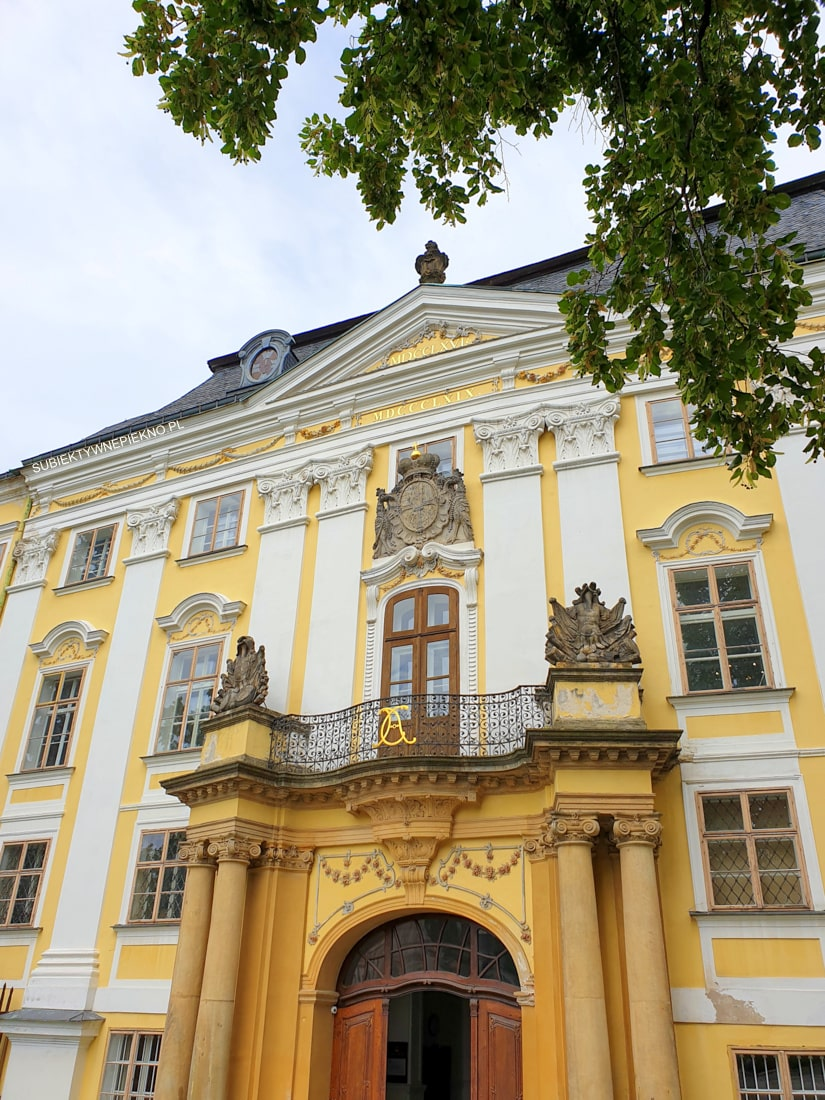 Bruntal zamek Czechy
