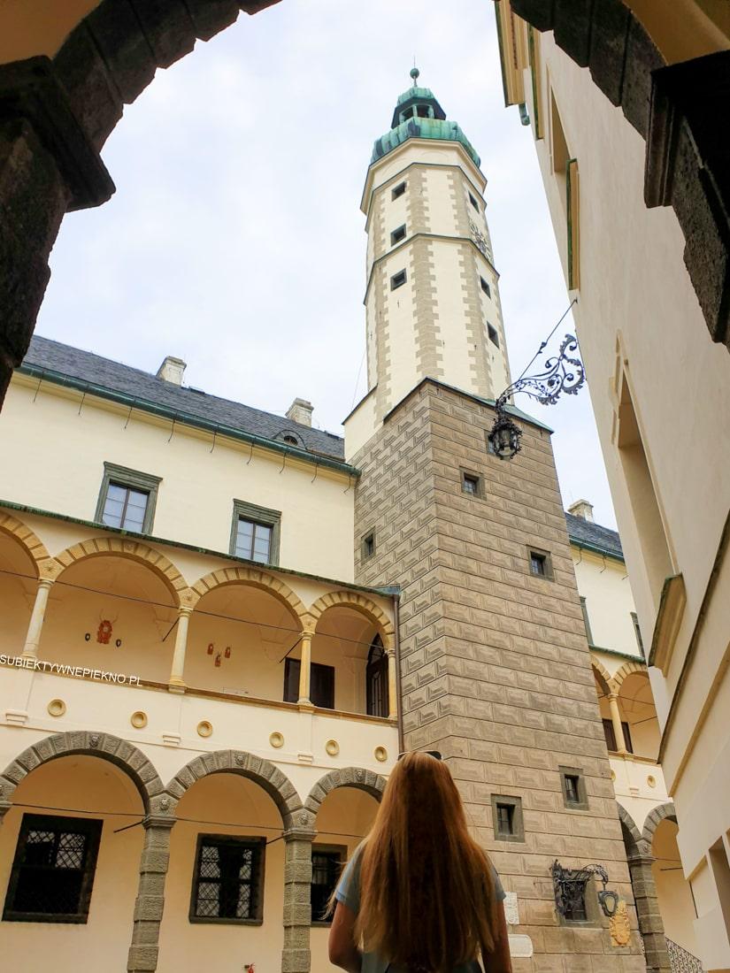 Bruntal Czechy - piękny zamek i inne atrakcje
