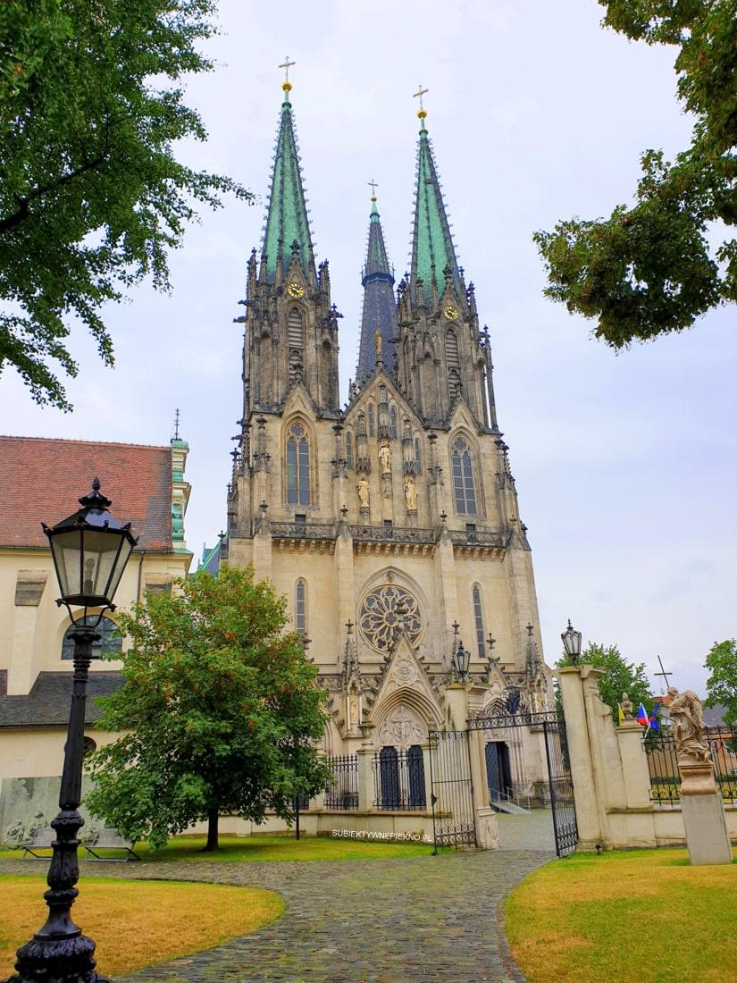 Ołomuniec co zwiedzić Katedra św. Wacława