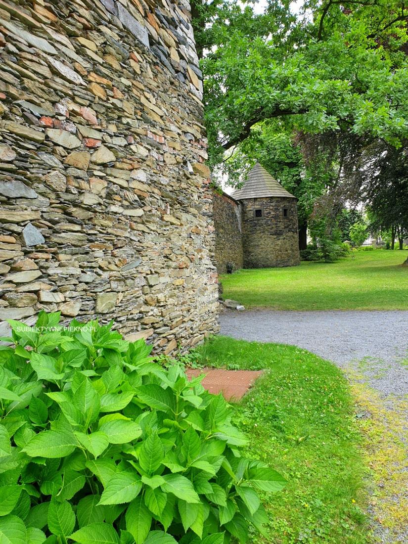 Zamek Bruntal zwiedzanie