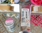 Ecooking kosmetyki naturalne - krem do rąk i balsam do ust