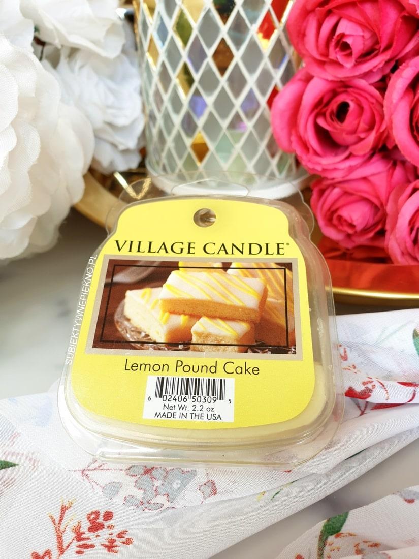 Village Candle Lemon Pound Cake opinie