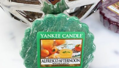 Alfresco Afternoon Yankee Candle opinie