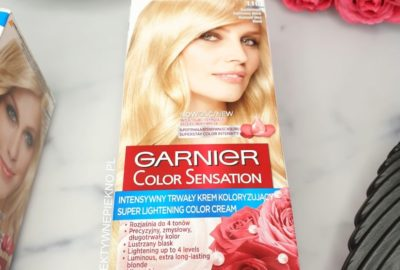 Garnier Color Sensation 110 Diamentowy Blond