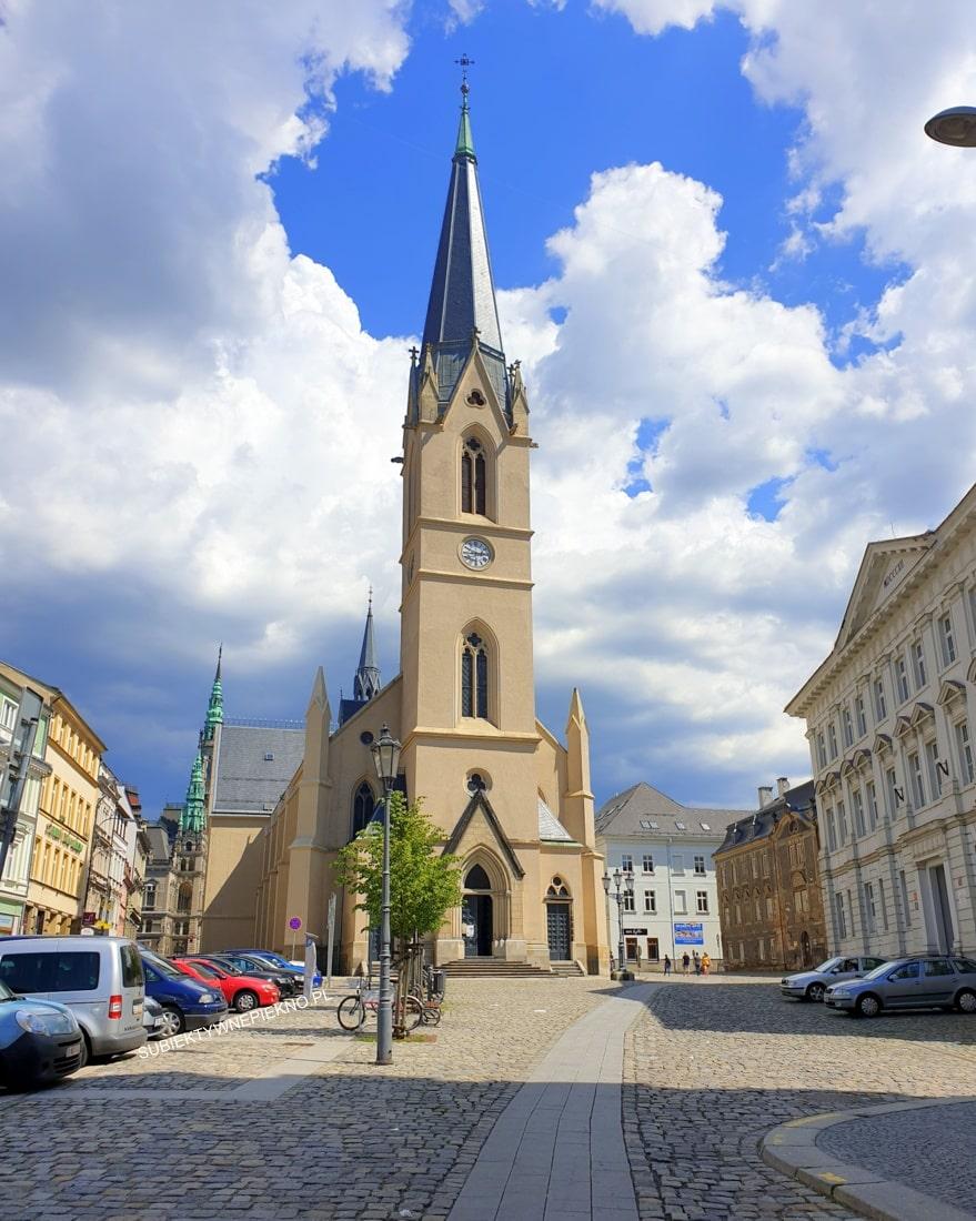 Liberec Kościół św. Antoniego Wielkiego