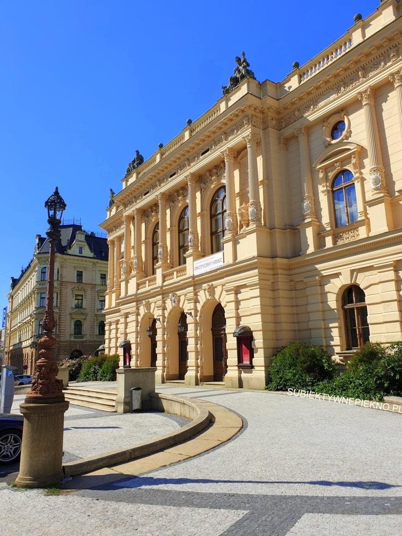 Liberec Teatr F. X. Szaldy