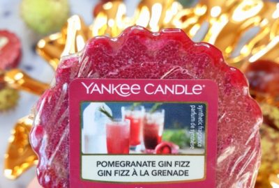 Pomegranate Gin Fizz Yankee Candle - opinie, recenzja, blog