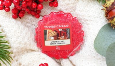After Sledding Yankee Candle - opinie, recenzja, blog